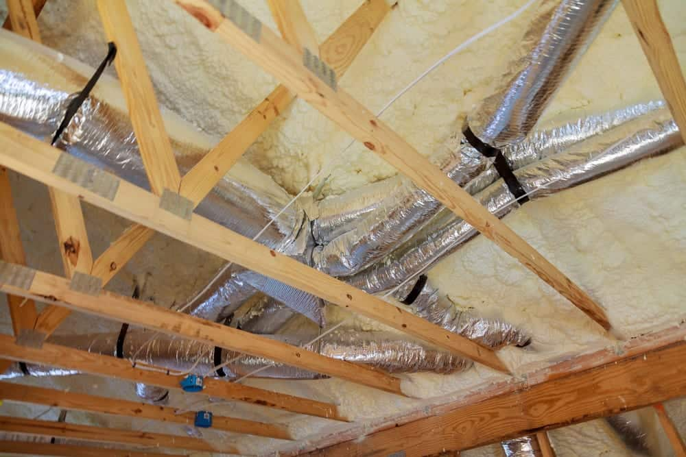 Duct Replacement by Custom Comfort