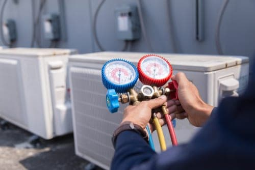 HVAC Service Agreement